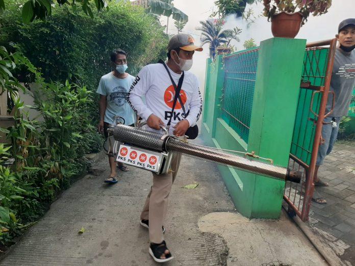 DBD Masih Mengancam Saat Pandemi Covid, Heri Koswara Minta Pemkot Bersiaga BEKASIMEDIA.COM |