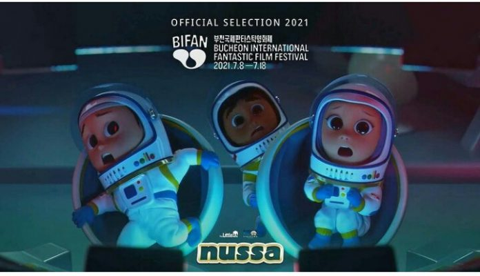 Wow Daebak! Film Animasi Nussa Rara Akan Tayang Perdana di Korea Selatan BEKASIMEDIA.COM |