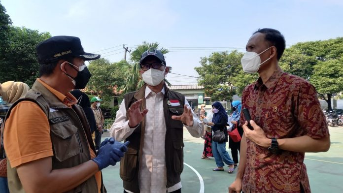 Ketua DPRD Kota Bekasi : Nyawa Setiap warga Berharga, Vaksinasi Ikhtiar Kita BEKASIMEDIA.COM |