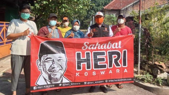 Cegah Wabah DBD, Sahabat Heri Koswara Lakukan Fogging Gratis di 21 RW BEKASIMEDIA.COM |
