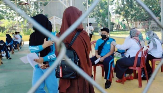 SMP Nasional Amanah Bangsa Cikarang Baru Siap Belajar Tatap Muka BEKASIMEDIA.COM  